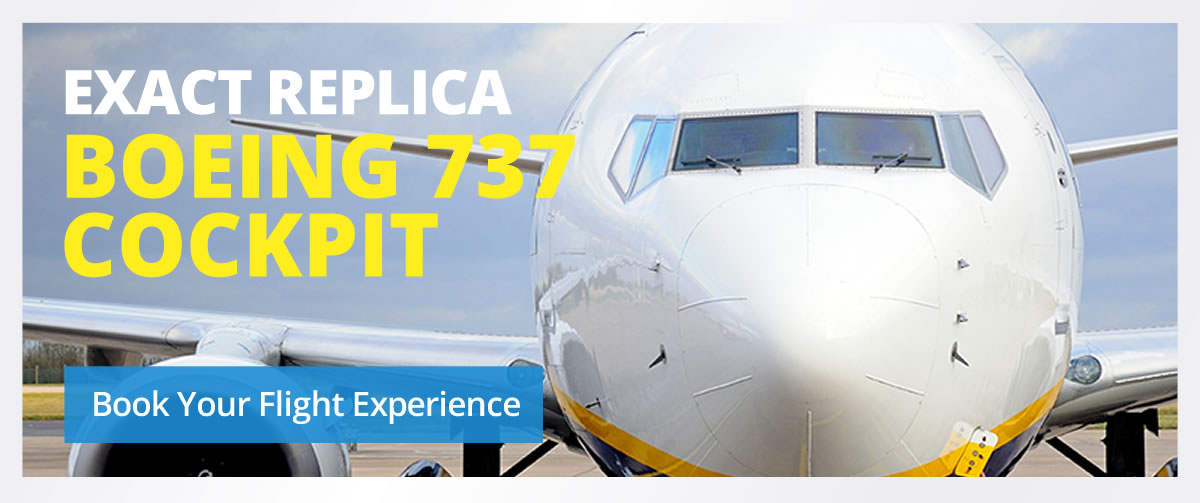 Cambridge flight experience, book your flight experience, flight simulator experience