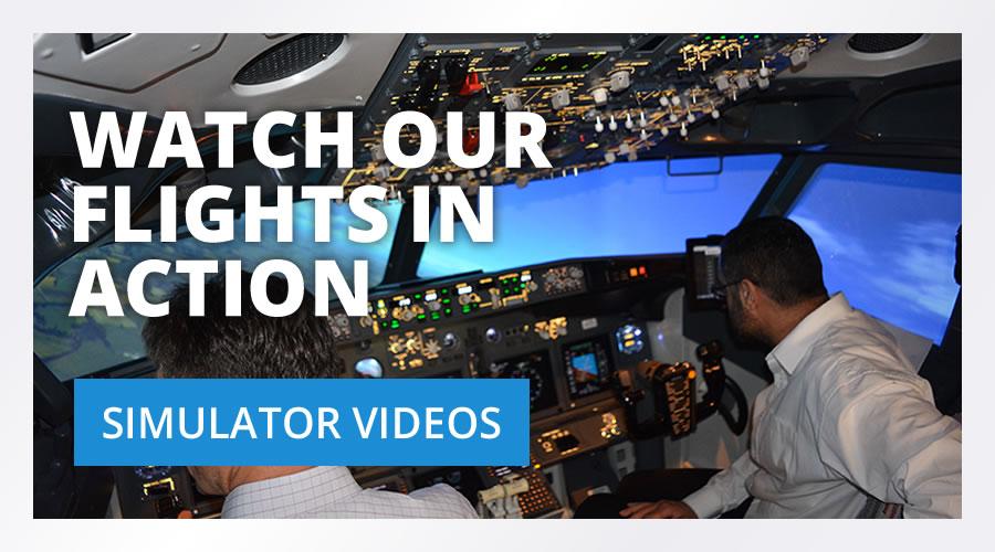 Cambridge flight simulator